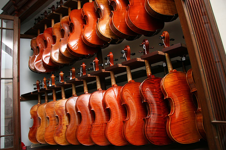 Violins and cellos for sale in Herts